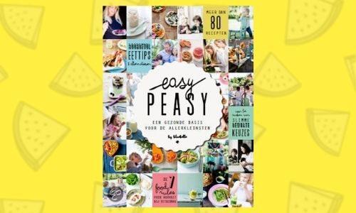 """#8. """"Mama, wanneer maak je weer drakensap?"""": Easy Peasy kookboek"""