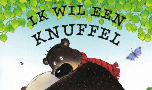 #34. Over een iets te grote en onhandige beer: Ik wil een knuffel