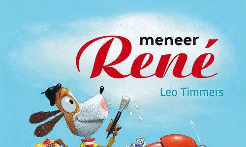 #44. Een bijzonder kunstig boek: Meneer René