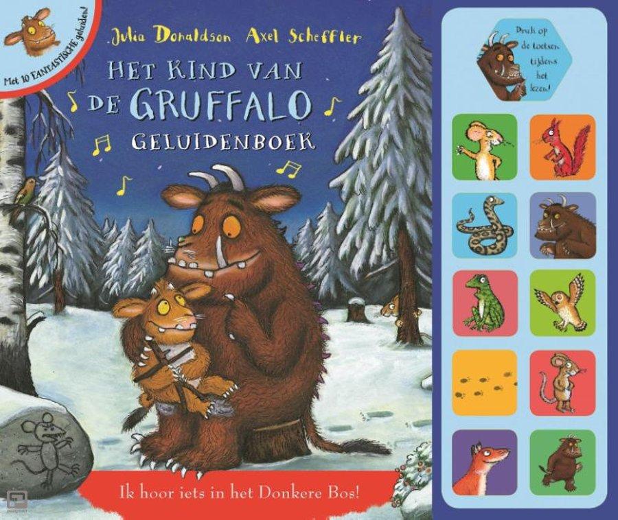 # 74. Spannende geluiden: de Gruffalo Geluidenboeken