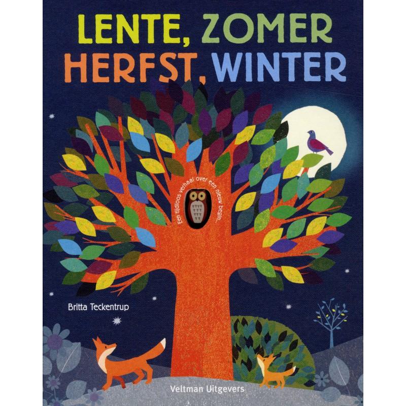 # 64: Mooi boek over de seizoenen: Lente, zomer, herfst, winter