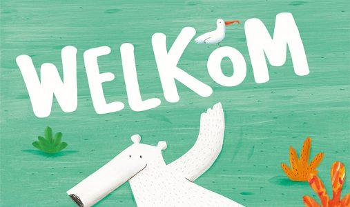 #76: Migranten welkom heten…: Welkom