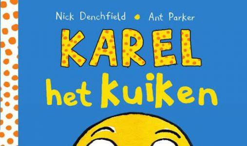 #98. Het leukste pop up boek al voor baby's: Karel het Kuiken