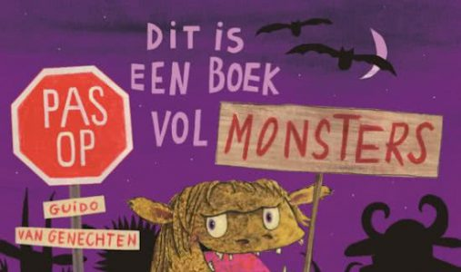 #102: Best eng!: Dit is een boek vol monsters