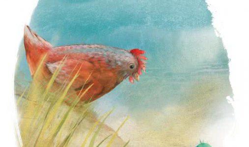#119. Na een zoektocht… gevonden!: Kuiken en de zee