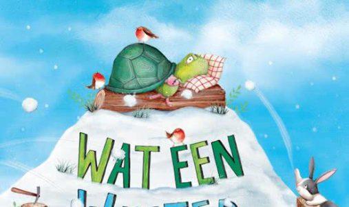 #118. Zo'n lief winters boek: Wat een winterslaap! + WINACTIE!