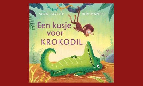 #171. Een gevaarlijk spelletje: Een kusje voor krokodil