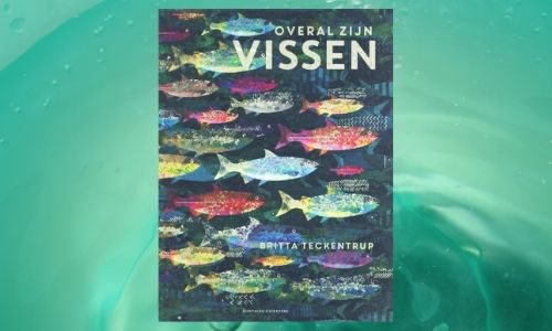 #182. Prachtig weetjesboek: Overal zijn vissen