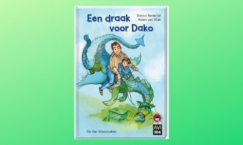 #186. Wat een avontuur!!: Een draak voor Dako