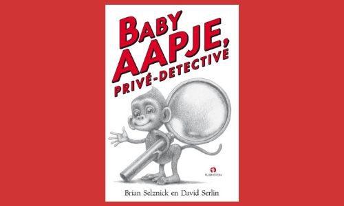 #202: Súper leuk: Baby aapje, privé-detective