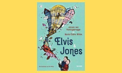 #198. Wat een avontuur!: Elvis & Jones