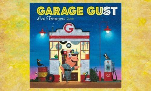 #211. Enorm vindingrijk weer: Garage Gust