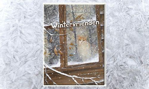 #246. Een lief winters boek: Wintervrienden