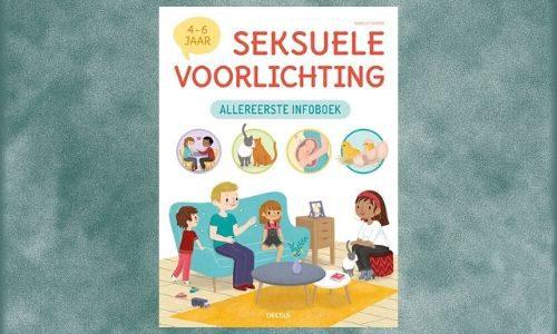 #264. Open & duidelijk: Seksuele voorlichting – allereerste infoboek (4-6 jaar)