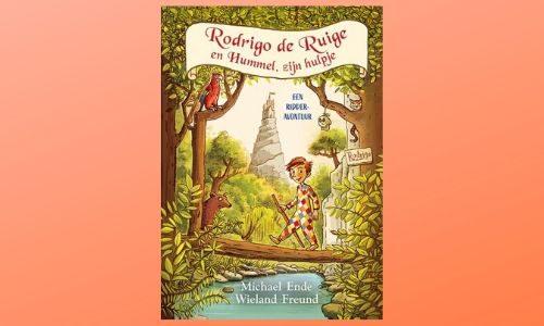 #263. Wat een avontuur!!: Rodrigo de Ruige en Hummel, zijn hulpje