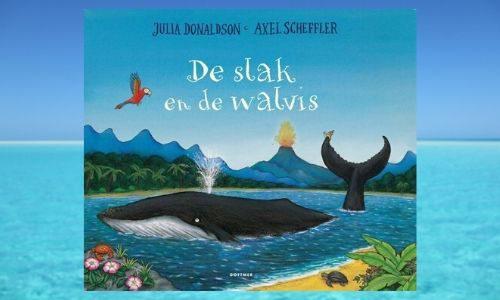 #283. Best een avontuur!: De slak en de walvis